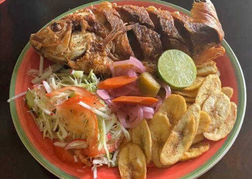 Como preparar pescado frito