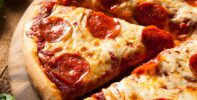 Como hacer una pizza casera