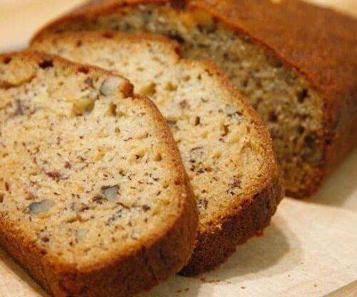 Como hacer PAN de MINIMO o BANANO facil - paso a paso