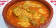 Como hacer SOPA de ARROZ de MAIZ con pollo